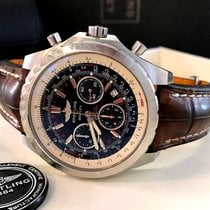 Breitling for Bentley Motors T Speed Steel 48 mm (Full Set 2015)