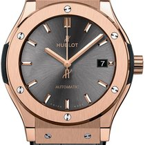 Hublot Classic Fusion Automatic Gold 45mm 511.ox.7081.lr Complete