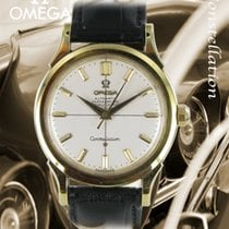 Omega Constellation Chronometer Gelbgold