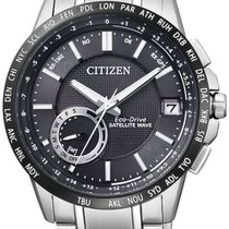 Citizen Elegant Eco Drive Satellite Wave CC3005-51E