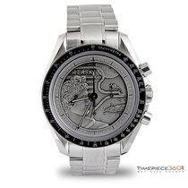 Omega Speedmaster Moonwatch Apollo XVII 40th Anniversary