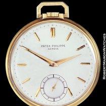 Patek Philippe 600 Pocket Watch 18k Rose