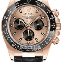 Rolex Cosmograph Daytona Everose Gold 116515LN Pink and Black...