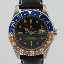 Rolex GMT Master Oyster Perpetual Automatic Steel Men 1675