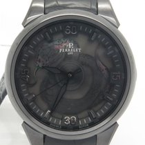 Perrelet Snake Turbine A8001/1 Pvd Limited Edition 99pcs  W/...
