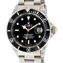 Rolex Submariner 16610 Stainless, 40mm