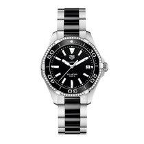 Ταγκ Χόιερ (TAG Heuer) Aquaracer 35mm Date Quartz Ladies Watch...
