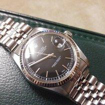 Rolex Datejust - 16014 - Steel / Black Dial - B&P - 1978 -...