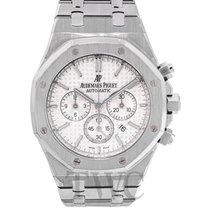 롤렉스 (Rolex) Royal Oak Chronograph White/Steel 41mm - 26320ST.O...