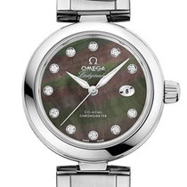 Omega De Ville Ladymatic Omega Co-Axial 34mm
