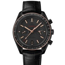 Omega Speedmaster Moonwatch Dark Side Of The Moon Automatic ...