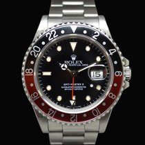 Rolex GMT-Master II 16710 Coke N Serial