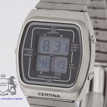 Certina Chronolympic DS LCD Quartz Chronograph DS Ref. 787...