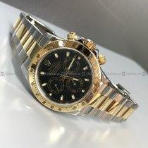 Rolex - Daytona 116503 Black Dial Steel and Gold