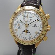 Omega Speedmaster Chronograph Vollkalender Moonphase 1750034...