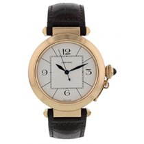 Cartier Pasha 18K Rose Gold 2770