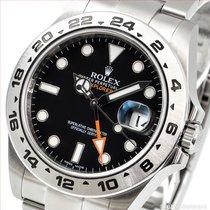Rolex Oyster Perpetual Explorer II 42 mm Box/Papiere 12/2012 TOP