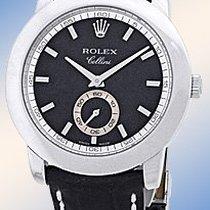 """Rolex """"Cellini"""" Cellinium Strapwatch."""