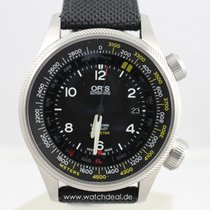 Oris Big Crown ProPilot Altimeter mit Meter 01 733 7705 4164-07 5