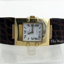 Omega Constellation Quadra 18K Quartz Ladies