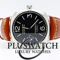 Panerai RADIOMIR BLACK SEAL 8 DAYS ACCIAIO - 45MM PAM00609