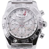 Breitling Chronomat 47 Automatic GMT Steel