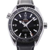 오메가 (Omega) Seamaster Planet Ocean 45.5 Black Dial