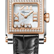 Chopard Happy Sport Square Quartz Small 278516-6003