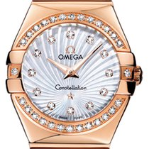 Omega Constellation Polished 27mm 123.55.27.60.55.005