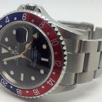 """Rolex GMT Master II Pepsi """"NOS"""" M-Series cal 3186..."""