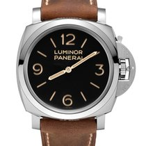 Panerai Historic Luminor 1950 Satinless Steel Men's watch