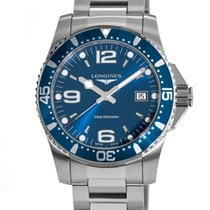 Longines Hydroconquest Men's Watch L3.740.4.96.6