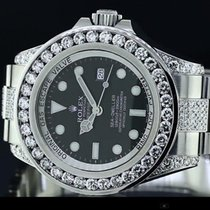 Rolex Official Rolex Watch Sea Dweller 116660 - Diamond Bezel,...