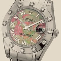 Rolex Oyster Special Edition Datejust 34mm WG