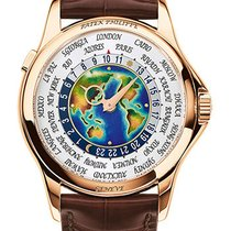Patek Philippe Complications World Time Rose Gold