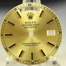 Rolex Zifferblatt Champagner für Day-Date Oysterquartz 19018