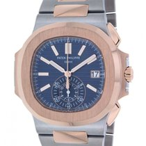 Patek Philippe Nautilus 5980/1ar-001 Steel, Rose Gold, 40.5mm