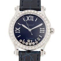 Chopard Happy Sport Stainless Steel Blue Automatic 278559-3006