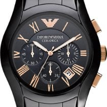 Armani Chronograph AR1410 Herrenchronograph Design Highlight