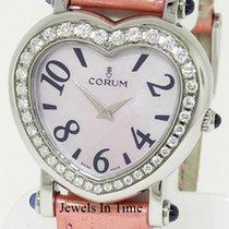 Corum Ladies Heart Beat 24.183.47 Diamonds MOP