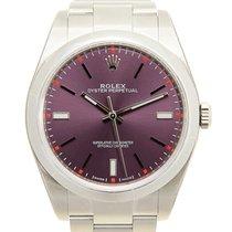 勞力士 (Rolex) Oyster Perpetual Stainless Steel Purple Automatic...