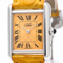 Cartier Must Tank 2003 Limited Edition Watch W1017654 Bf311227
