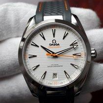 Omega Seamaster Aqua Terra 150M NEW Silver 220.12.41.21.02.002