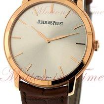 Audemars Piguet Jules Audemars Extra Thin, Silver Dial - Rose...