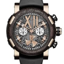 Romain Jerome Titanic DNA Steampunk Red Auto