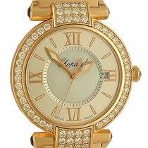 Chopard Imperiale 18kt Roségold Diamond Quarz Armband Roségold...