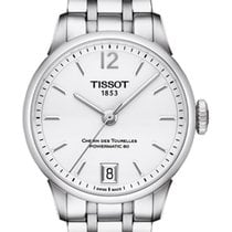 Tissot Men's T-Classic Chemin Des Tourelles Watch