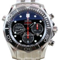 Omega 212.30.44.50.01.001 Seamaster Diver 300M Co-Axial...