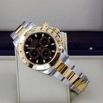 Rolex Daytona Two-Tone Black dial 116503