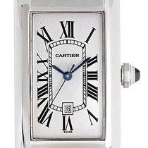 Cartier Tank Americaine Unisex Midsize Watch W26036L1